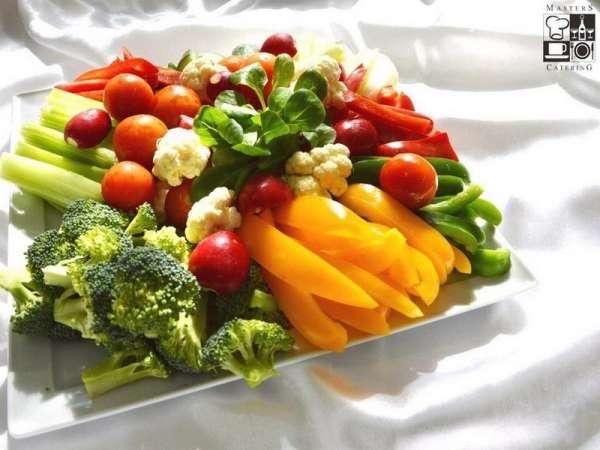 Patera warzyw sezonowych